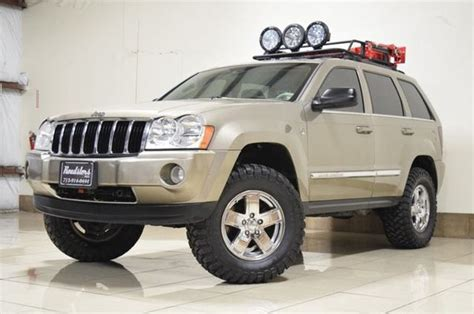 jeep grand cherokee tan lifted 2005 jeep grand cherokee limited 4x4 best suv site