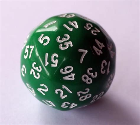 Unique polyhedral dice ? Maths Gear   Mathematical