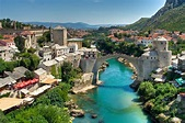 Mostar - Town in Bosnia and Herzegovina - Sightseeing and ...