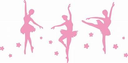 Transparent Ballerina Clip Clipart Ballet Slippers Pinclipart