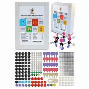 306pcs  Teacher Edition Molecular Model Set