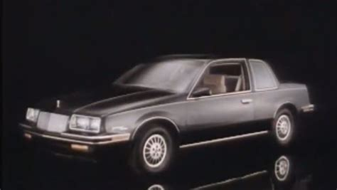 buick somerset regal manufacturer promo