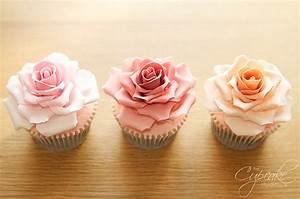 Rose Cupcakes for Berni - yorkshire_rose Photo (30512821 ...