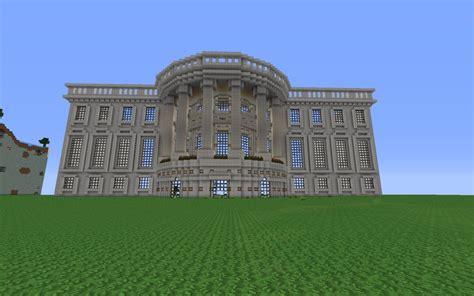 minecraft white house floor plan