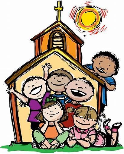 Sunday Children Church Clip Bible Child God