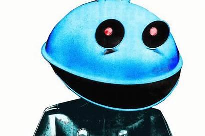 Smash Advert Martians Potato Robot Tv Laughing