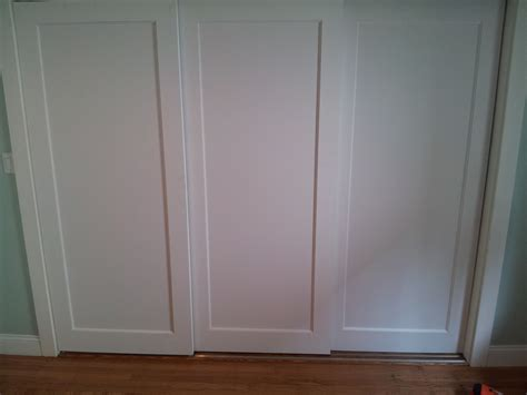 3 Sliding Closet Door Track  Sliding Doors