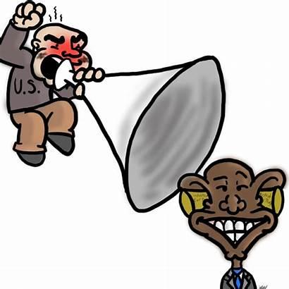 Political Cartoon Deviantart