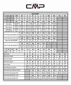 Cmp Campagnolo Size Guide