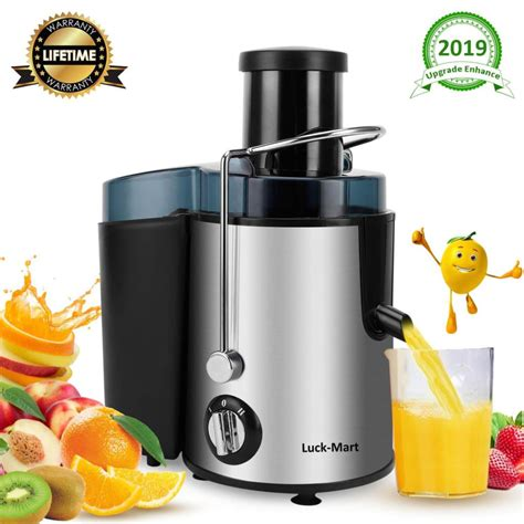 juicer wheatgrass extractor fruit stainless steel easehold juicers