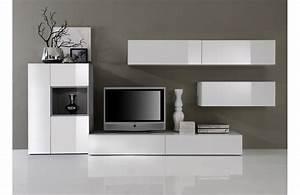 Meuble Deco Design : meuble salon design le monde de l a ~ Teatrodelosmanantiales.com Idées de Décoration