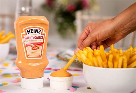 Heinz Has Made A Sauce Combining Ketchup And Mayonnaise
