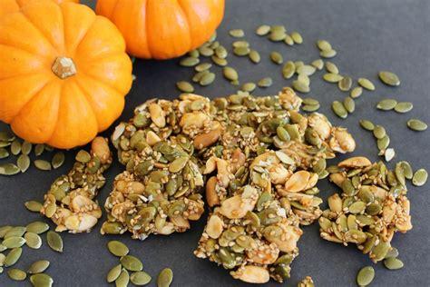 Paleo Pumpkin Chili by Honeyed Nut Amp Seed Brittle Paleo Scd Gf Nourish