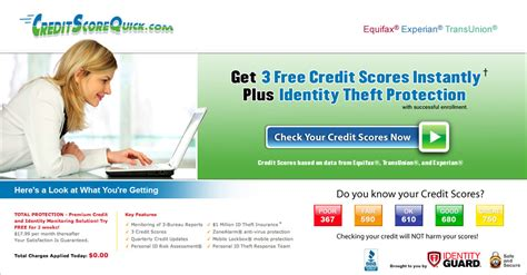 credit report credit report from all 3 bureaus and score