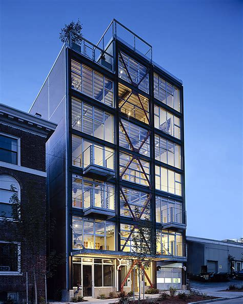 Apartment With Loft Seattle by Capitol Hill Seattle Loft Apartment Building Cool