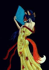 Folklore Tidbits-The Kitsune (Japanese Fox Spirit) | The ...