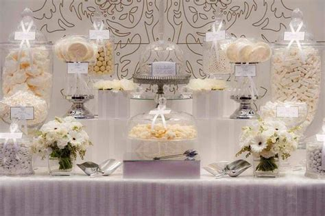 christmas dessert table ideas sweet table wedding candy