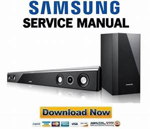 Samsung Hw-d450 Service Manual  U0026 Repair Guide