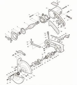 Makita Ls1020 Parts
