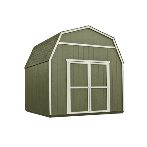 Heartland Storage Shed Plans by Floor Plans
