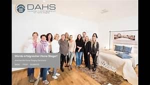 Ausbildung Home Staging : homestaging ausbildung dahs youtube ~ Markanthonyermac.com Haus und Dekorationen
