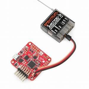 Empf U00e4nger Spektrum Ar7700  Multikopter