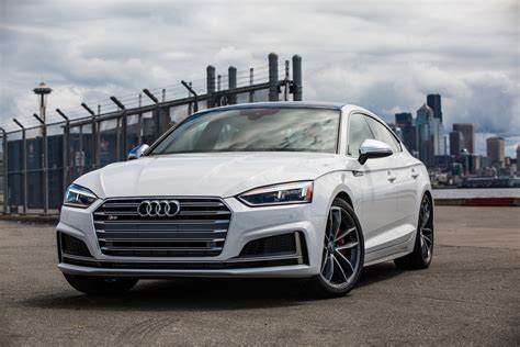 2018 audi s5 sportback a hatch in all but name review the fast car