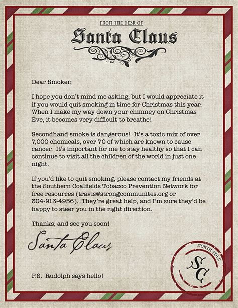 santa claus letterhead resumenamecom