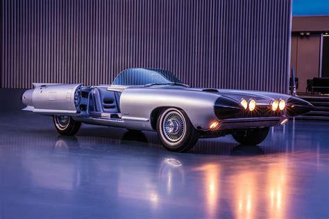Ed Welburn Drives The Cadillac Cyclone Automobile Magazine