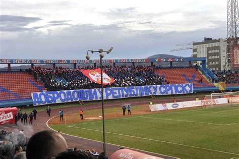 Lešinari na utakmici protiv Sarajeva poručili: Dobrodošli ...