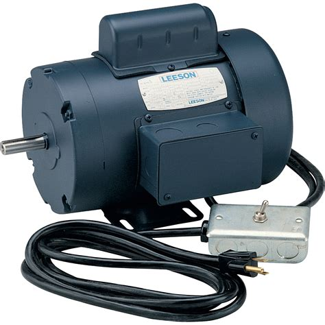 1 hp electric motor for table saw leeson table saw electric motor 1 1 2 hp 1800 rpm 115