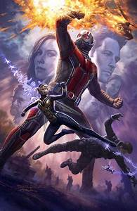 Ant-Man And The Wasp Poster Revealed At Comic-Con