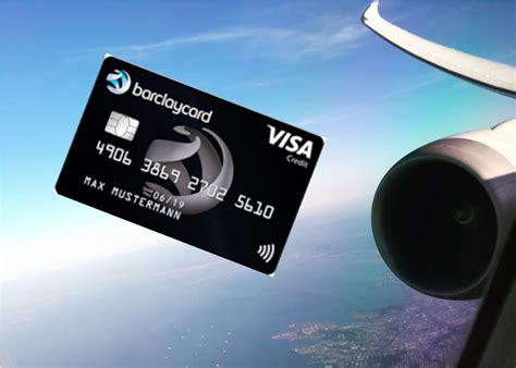 barclaycard visa die kostenlose spitzen reisekreditkarte