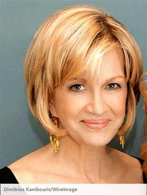 hairstyles for older women pictures