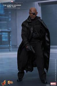 Hot Toys Announces Nick Fury from Captain America: The ...