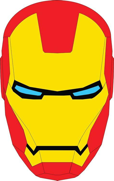 damien mallon graphic design illustration iron man vectors