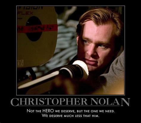 Nolan Meme - christopher nolan by mexpiratered on deviantart