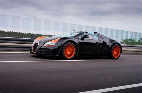 2014 Bugatti Veyron Grand Sport Vitesse Front 7-8 Left