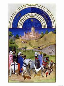 U0026, 39, August, Hawking, By, The, Limbourg, Brothers, Facsimile