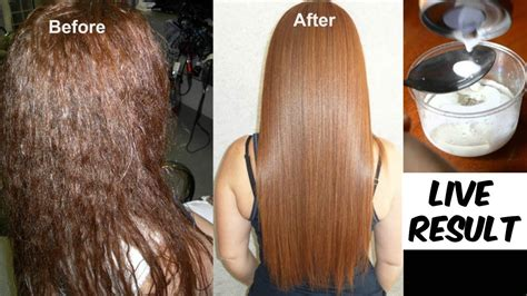 permanent hair straightening  home    good