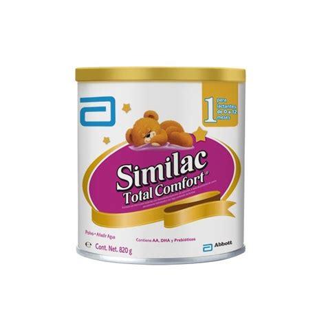 similac total comfort leche similac total confort x 820 g sfarma