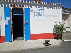 Maison De Pecheur : la maison du pecheur tourist attractions saint gilles croix de vie vendee tourism ~ Preciouscoupons.com Idées de Décoration