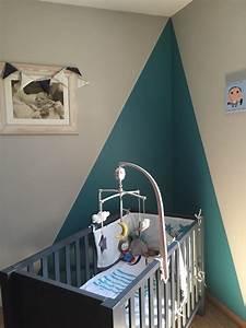 charmant deco peinture chambre bebe garcon avec dacor With deco peinture chambre garcon