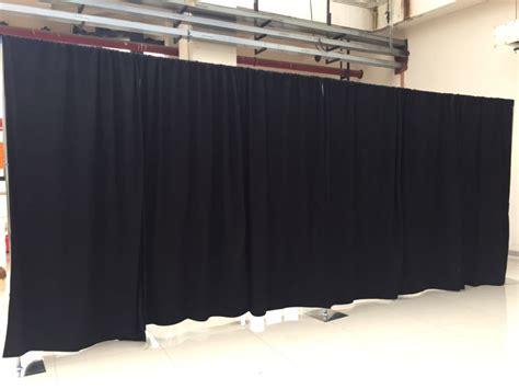 pipe draping rent portable 8 foot high pipe and drape backdrop arizona