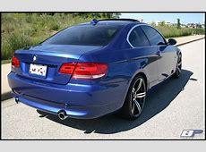 gerbs's 2007 BMW 335i Coupé BIMMERPOST Garage