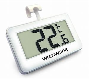 Wrenwane Digital Refrigerator Thermometer Review