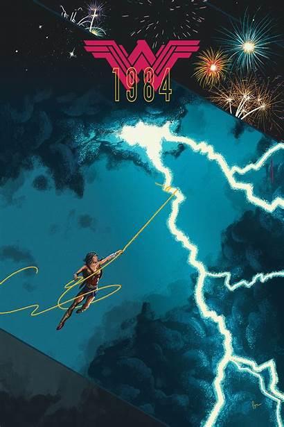 Wonder Woman 1984 84 Wallpapers Artwork Posters
