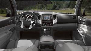 2012 Toyota Tacoma Service Manual Interior Rear Console
