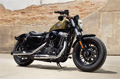 Harley Davidson Forty Eight Image by 2016 Harley Davidson Iron 883 And Forty Eight Customs