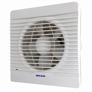 Vent Axia Silhouette 150xt Kitchen Extractor Fan Timer 454060